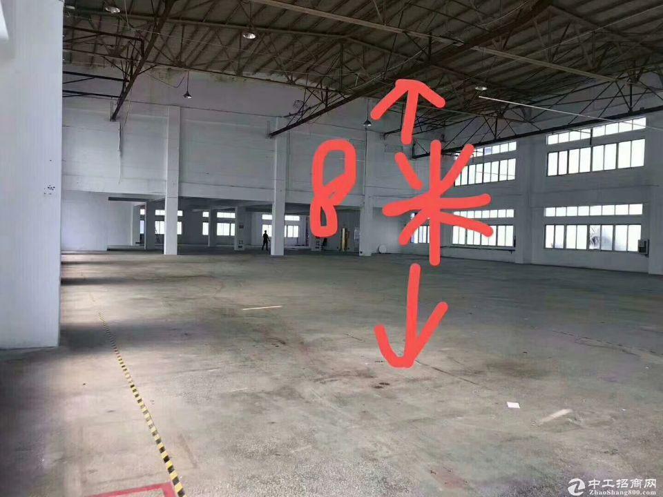 新出楼上整层2200平米电商仓库出租