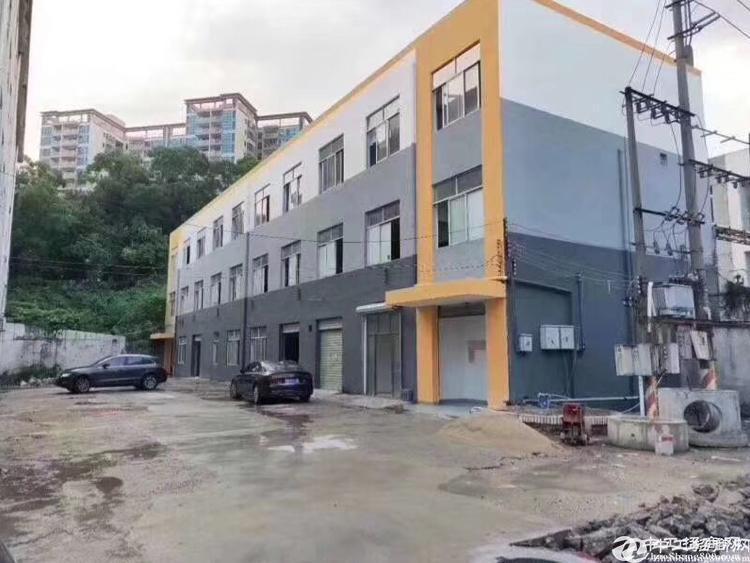 龙华大浪新出厂房招租独院厂房1-3层2100平方宿舍50间