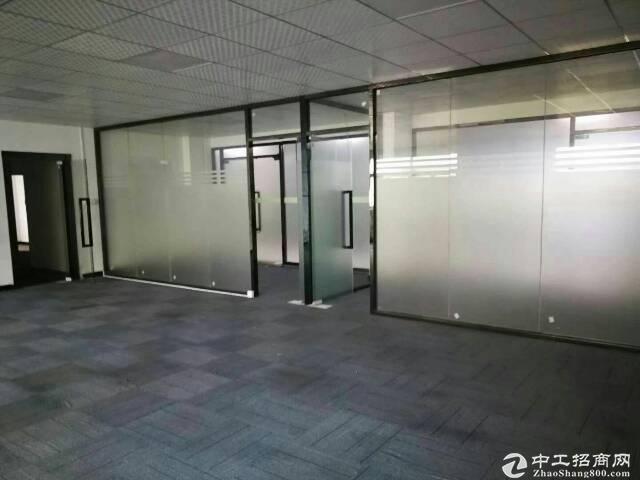 龙华大浪天虹楼上厂房办公室425平精装办公仓库招租