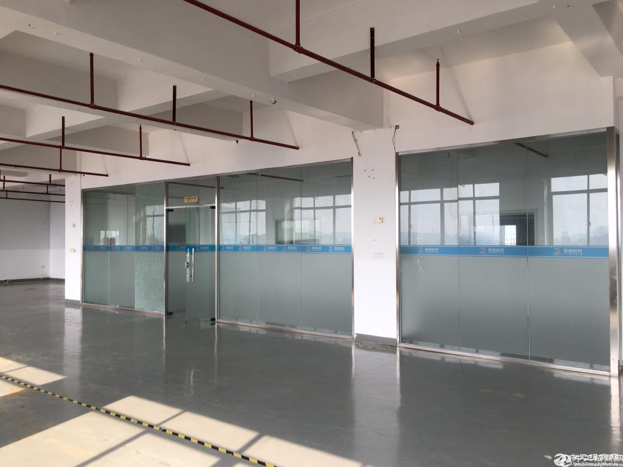 龙华清湖地铁口附近新出600平厂房仓库招租,面积200平起租。