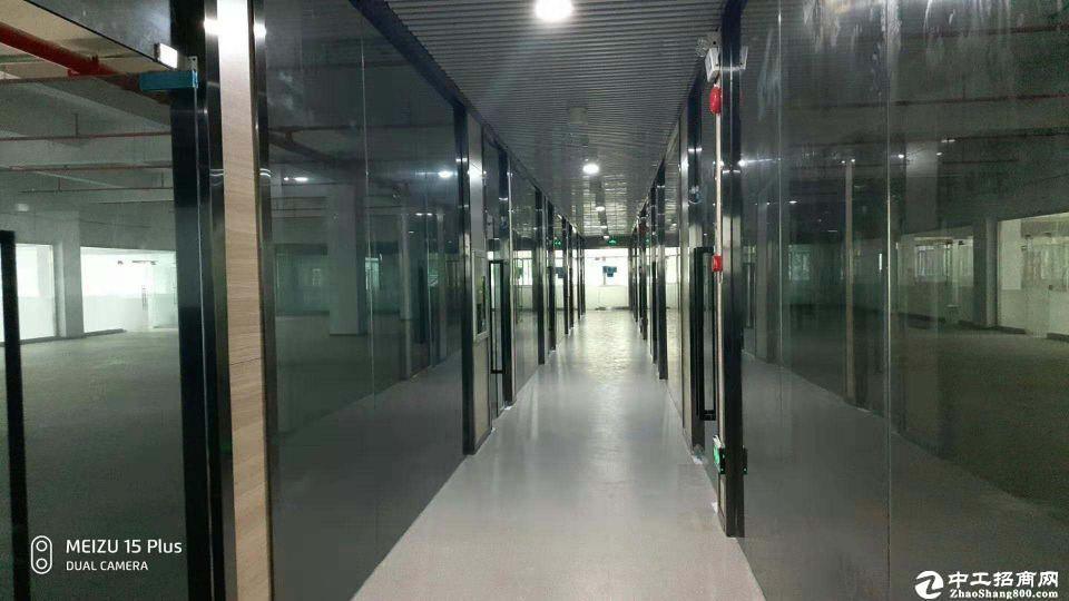 南山西丽大学城地铁口1500平米厂房出租可做仓库 办公