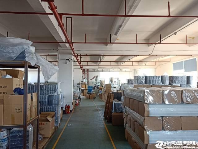坪山碧岭新出原房东一楼厂房1100平米  实际面积招租