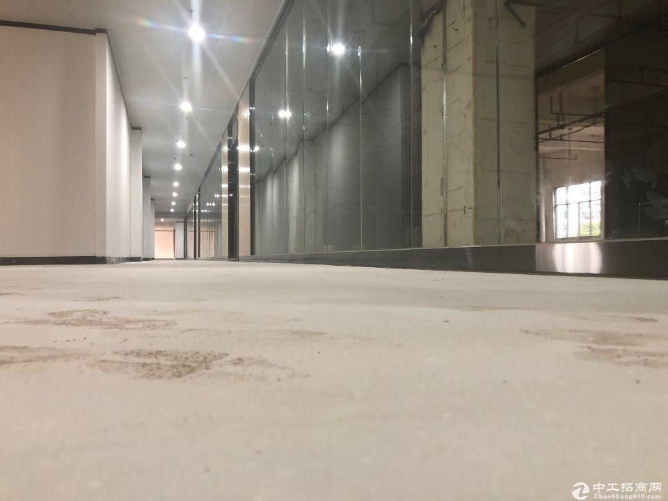龙华地铁口新出原房东办公仓库6800平招租,价格30元免租期3个月
