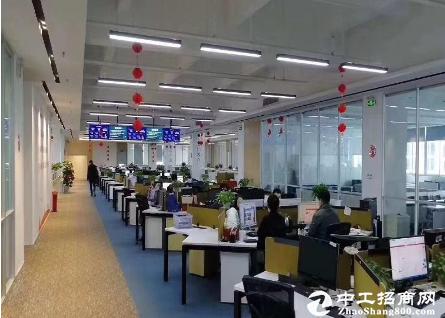 布吉上李朗办公厂房仓库500平米 800平米 1000平米出租
