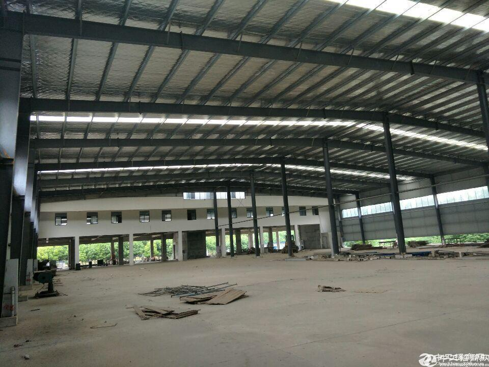阳逻6000平米厂房,独栋,带行轨,配套宿舍食堂办公