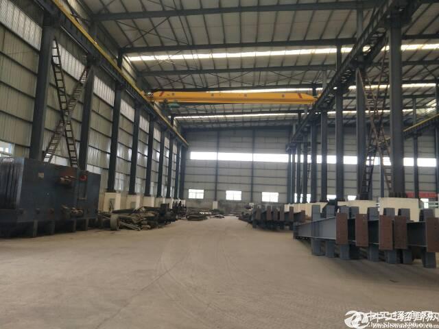 黄陂厂房7000平米,带行车32吨,配套办公食堂