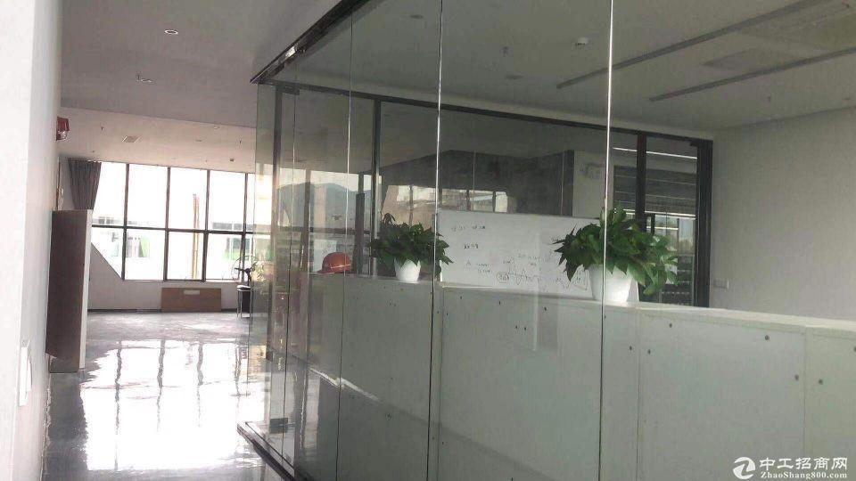 龙华大浪商业中心新出6500平原房东厂房办公招租,可做电商办公仓库。