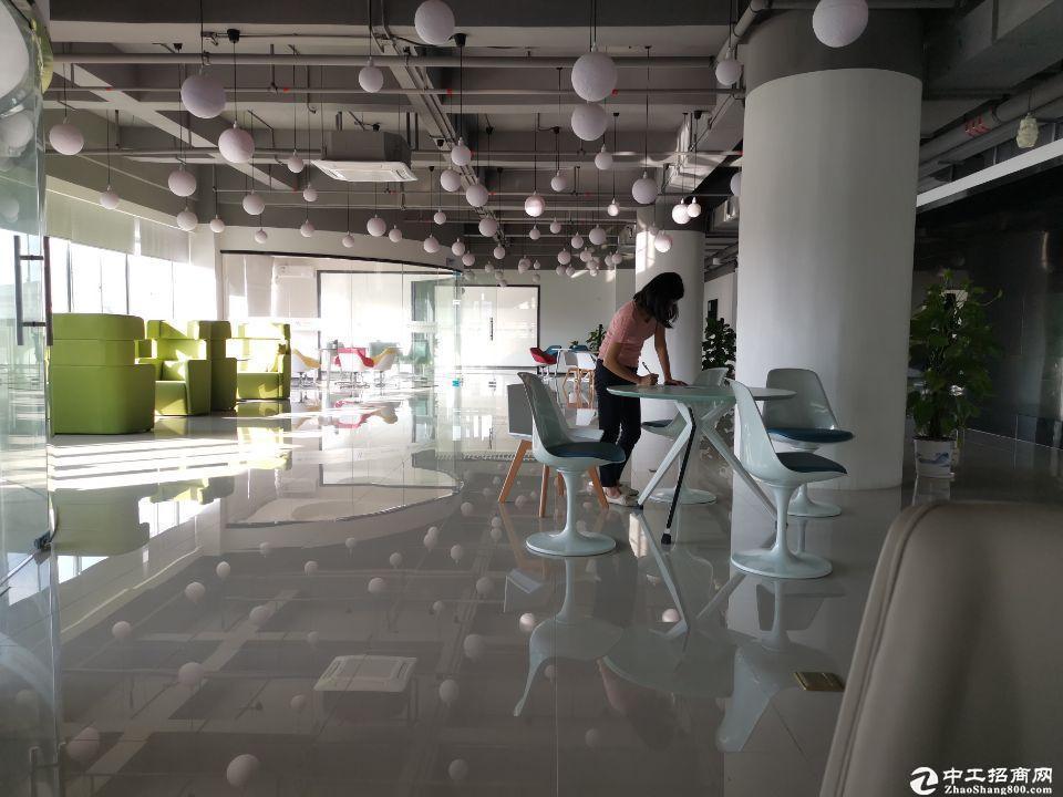 坪山中心 现成装修 办公研发电商仓库厂房60平起租