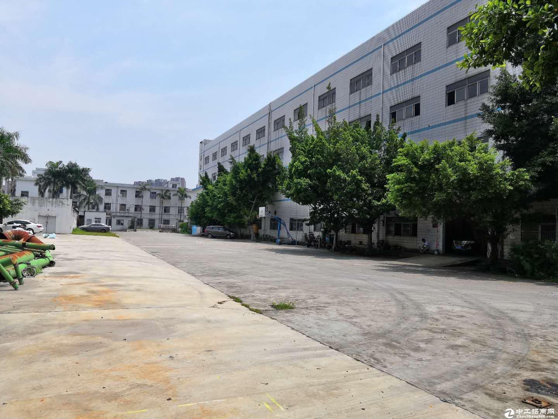 坑梓 工业区  二楼厂房出租930平厂房招租-图3