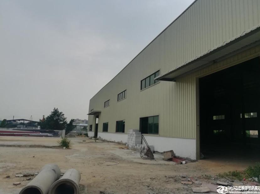 广州市白云区太和镇新出独院单一层厂房3600