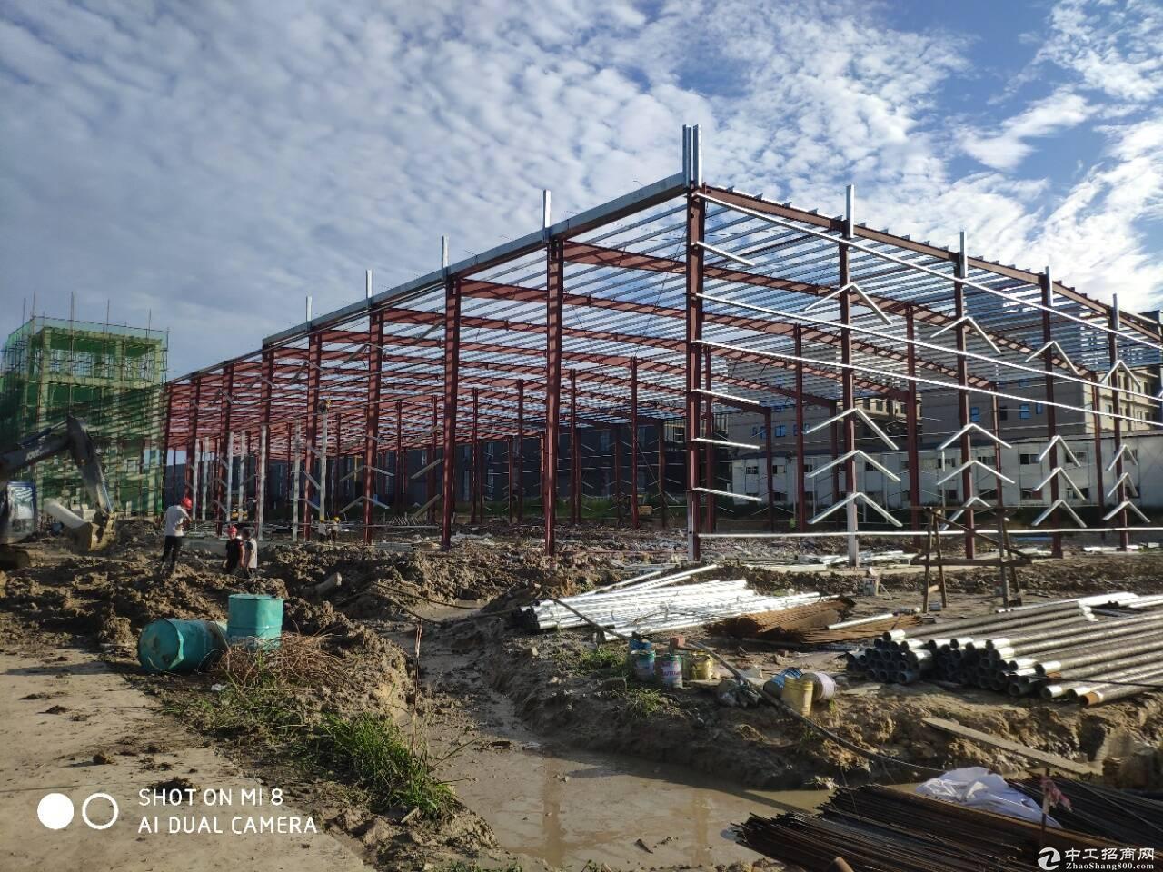 全新钢混结构配套齐全厂房-图3