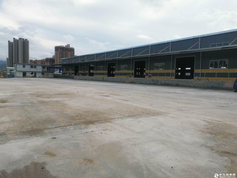 坪山大亚湾专业物流仓库出租总面积16000平,5000起分