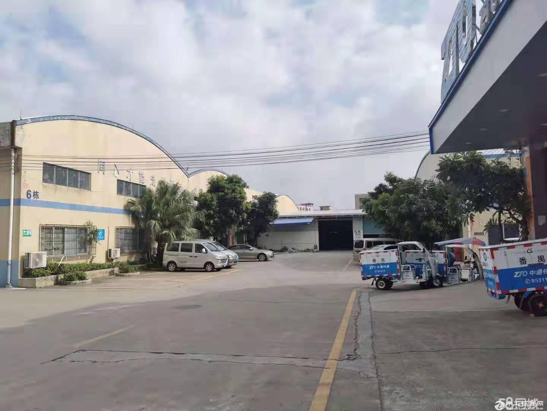 南村工业区,简易厂房3100方出租,好进车 有证,可以环评