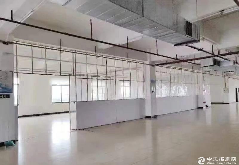 大石工业区1800方服装基地可做电商生产仓库