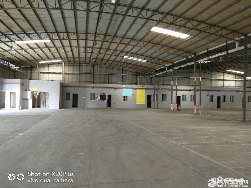 钟村3000方仓库、物流厂房出租,中高9米,近高速-图2