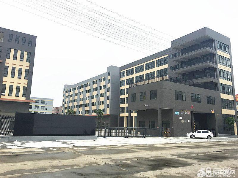 可分租,带房产证喷淋,顺德全新科技园,形象好,电大-图3