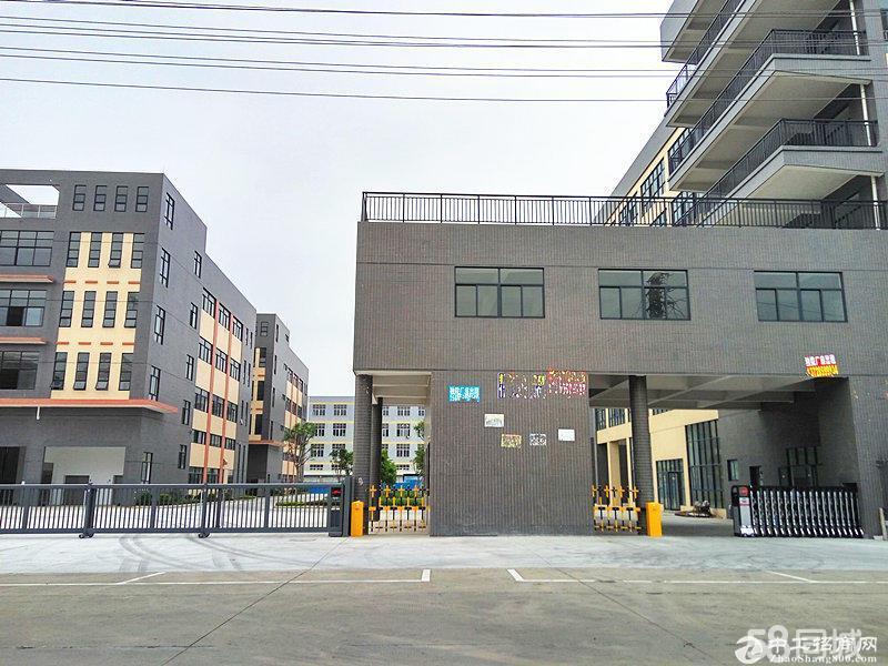 可分租,带房产证喷淋,顺德全新科技园,形象好,电大-图4