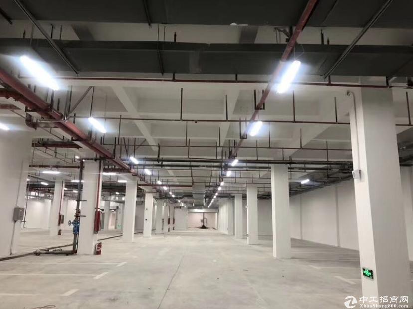 横岗一楼高9米;厂房仓库6800平出租!可分租!可办环评