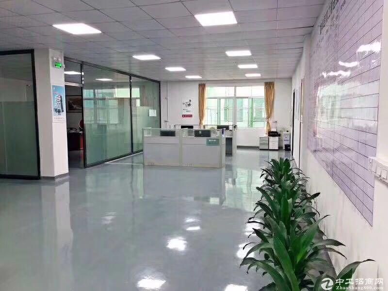 南联地铁口电商办公仓库200到2000平方精装修厂房出租