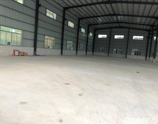 黄埔区珠吉新出全新钢结构2000平厂房仓库招租,证件齐全