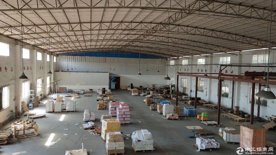 可分租西线工业区1300方独院独门厂房仓库配电大