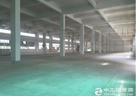 近地铁 南浦园区3820方 带精装厂房仓库出租 好招工