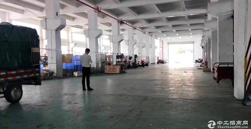 服装,电商仓库,带装修,租金便宜,番禺大 石标准厂房出租