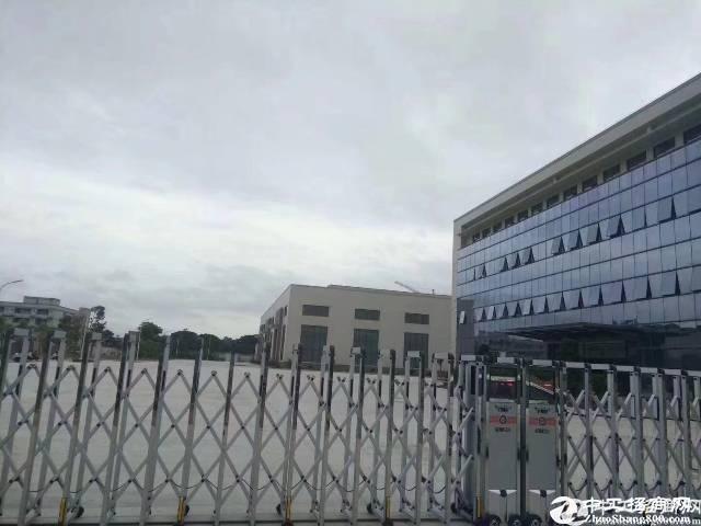 西丽白芒关口,新出独栋1-6层13000平厂房招租