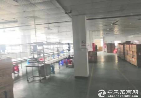 清溪出租厂房1000平,200平起分,适合生产仓库物流