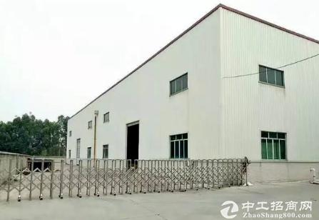 清溪单一层1850平9米高带装修厂房仓库出租