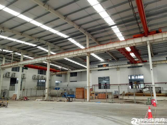 清溪镇荔横新空出滴水8米单一层钢结构1500平厂房出租