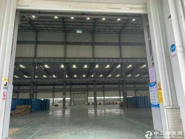 科学城工业园独栋物流仓库3000平方大小分租,租期长短都可