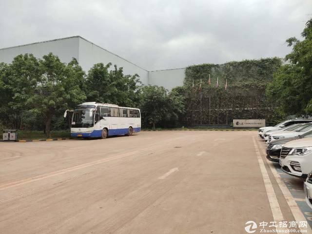 白云江高单一层独门独院,厂房5800平方厂房滴水9米!带牛角、空地大