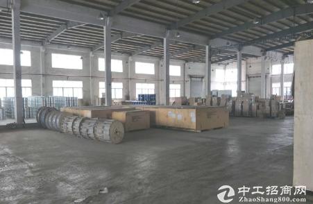 清溪国有证厂房仓库单一层12800平方带卸货平台出租