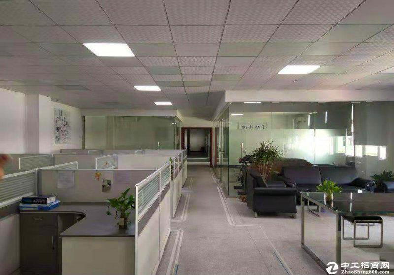 布吉坂田一二楼仓库厂房500平至1500平带装修出租。。。