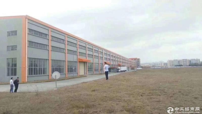 东莞万江环城路9成新滴水15米钢构厂房