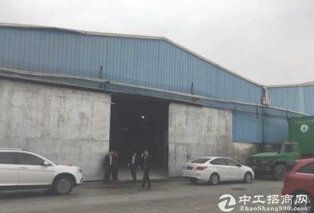 清溪高速出口附近独栋仓库2800平 滴水8米 大小可分租