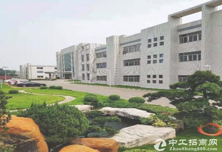 清溪新出花园式10米高单层厂房12000平米出租可分租