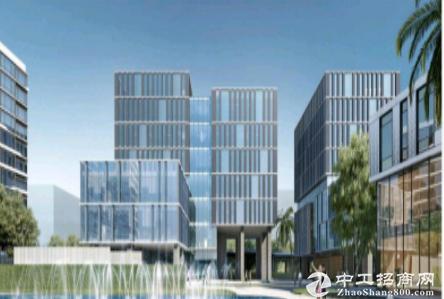 深圳,坪山新区坪山红本厂房100000平米,产权40年