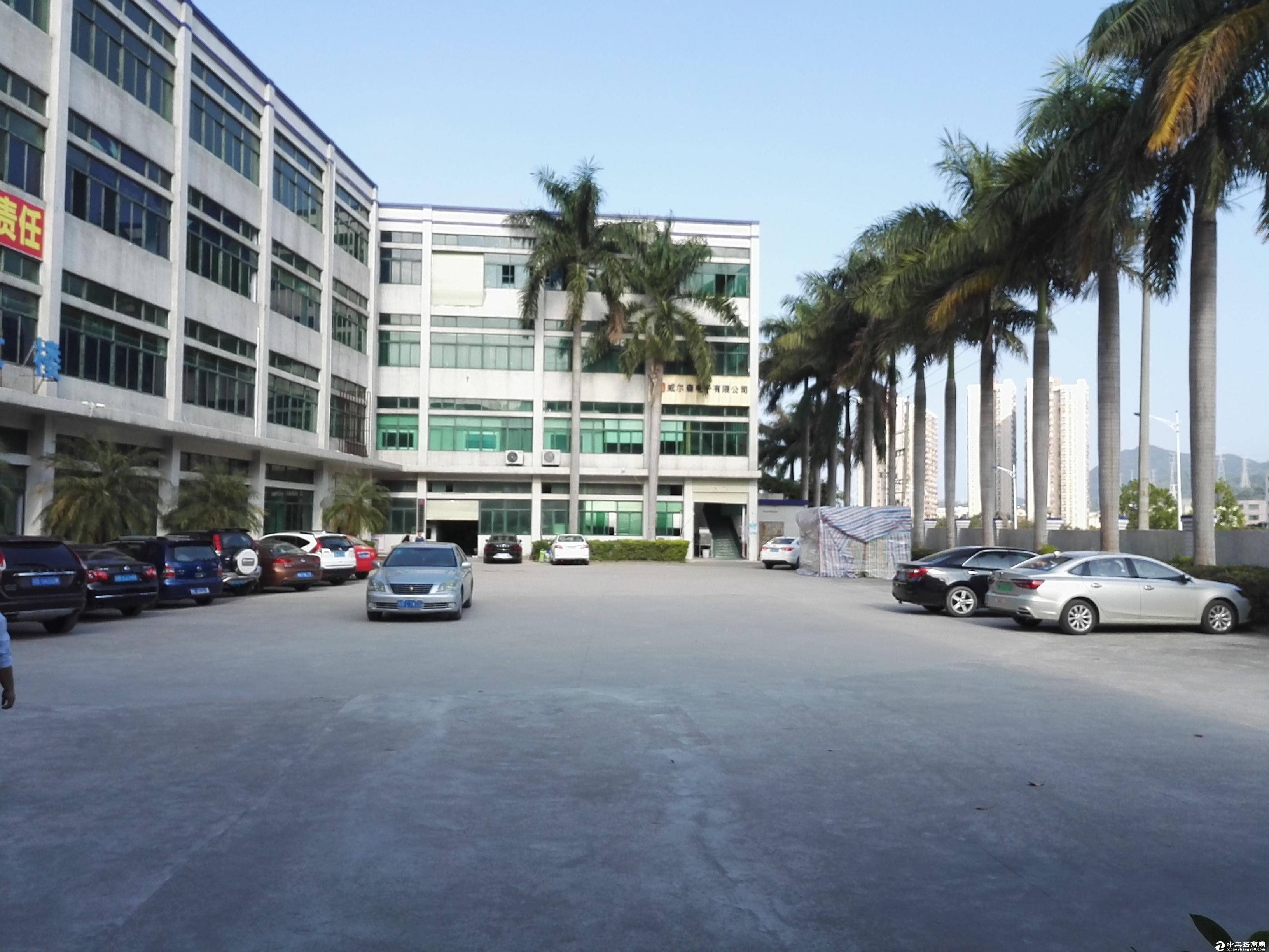 清溪三中新出楼上750平,现成装修办公室车间,价格好谈