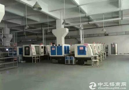 清溪标准一楼厂房实际面积880方 可办环评电费便宜