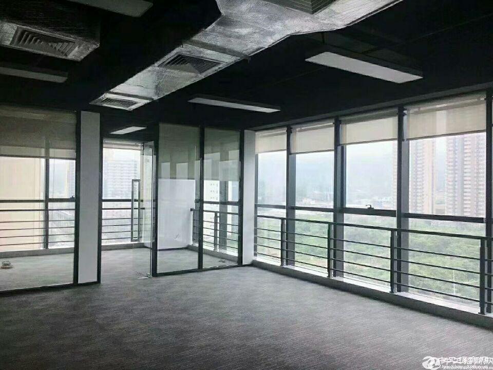科学城地铁口产业园楼上精装300平出租,适合办公研发多媒体