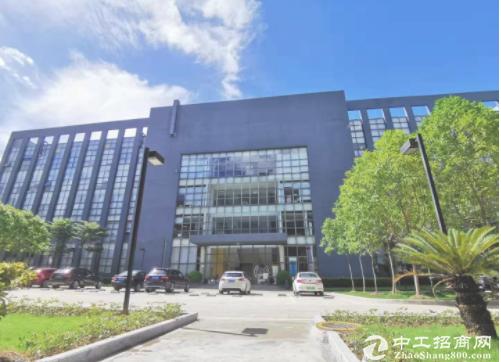 (出租) 坂田独栋红本花园式新型企业总部办公 厂房