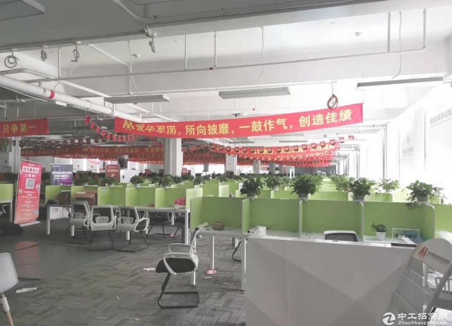 坂田华为附近独栋红本打造坂田新型企业花园总部办公