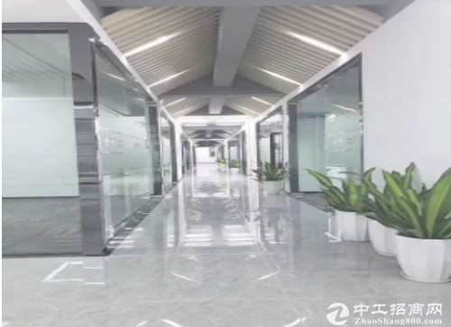 (出租) 布吉坂田地铁口办公厂房200平300平500平米出租