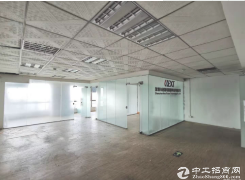 (出租) 坂田吉华路旁新空出360平厂房,拎包入住