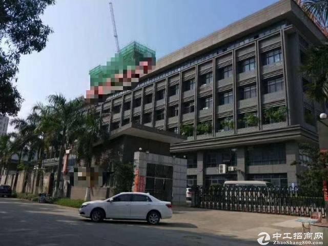 平湖辅城坳新出一楼1000平注塑厂房,带装修