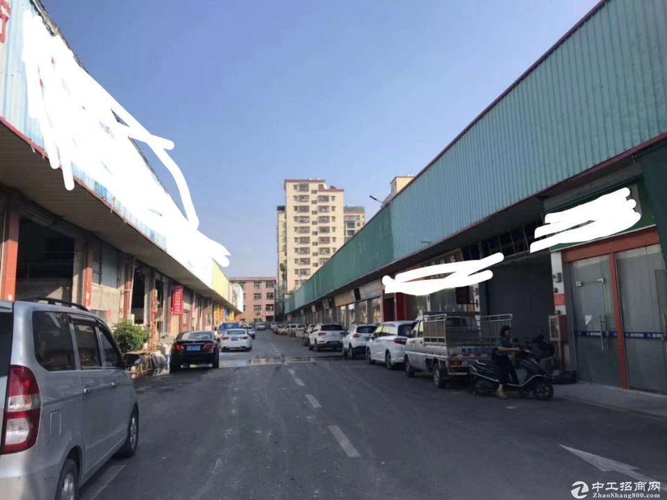 龙华新出2763平钢构,靠路边带卸货平台,适合仓库,物流等行业。
