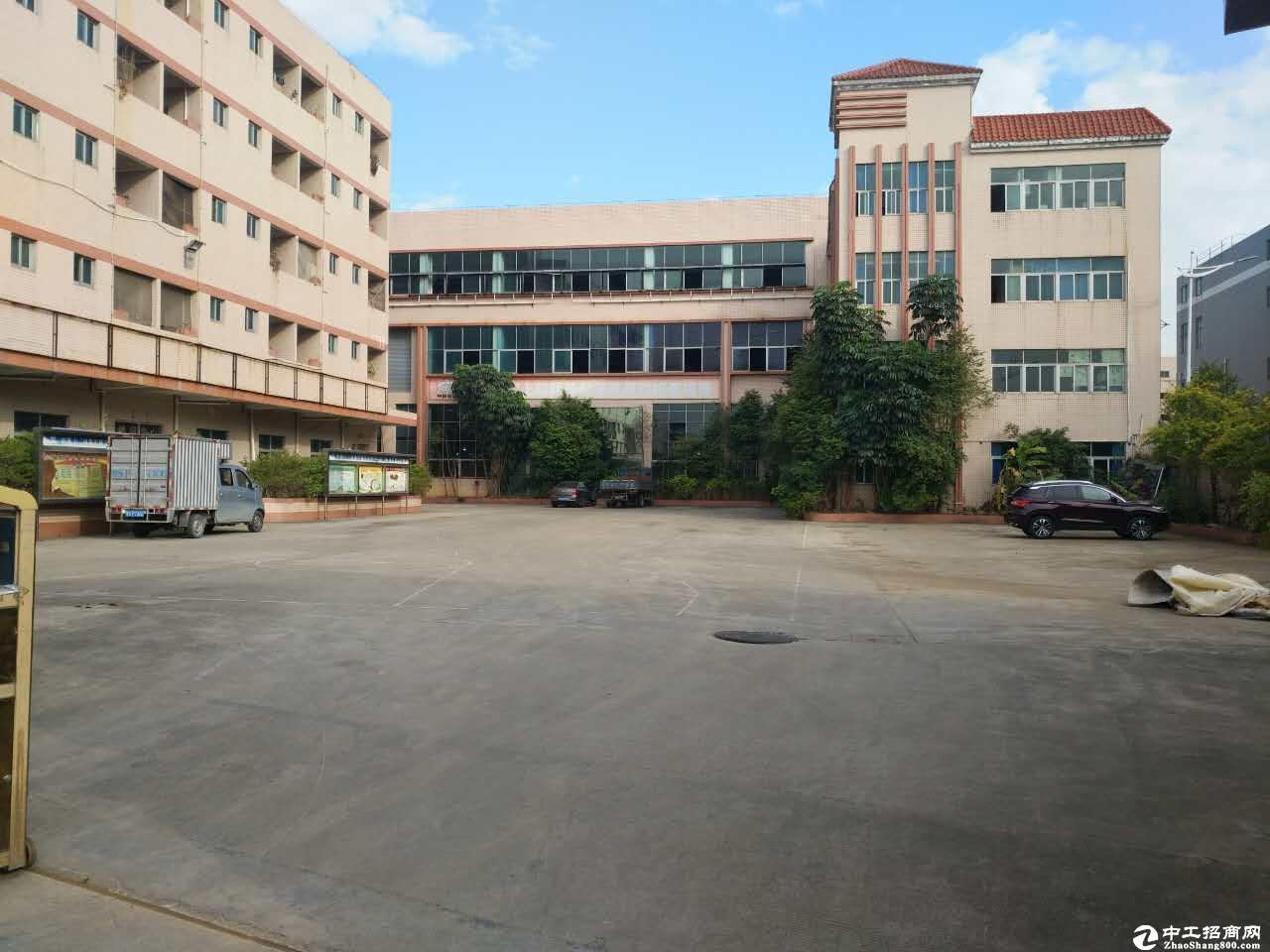 坪山坑梓新出原房东红本二楼厂房1280平,200平起分带精装-图4
