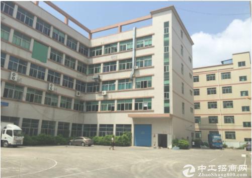(出租)布吉丹竹头680平米带装修办公仓库厂房出租
